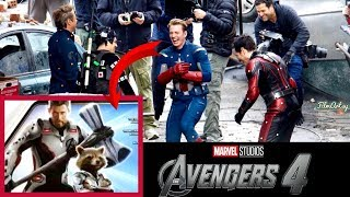 Avengers 4 Funny Spoilers Revealed by Avengers | Must Watch