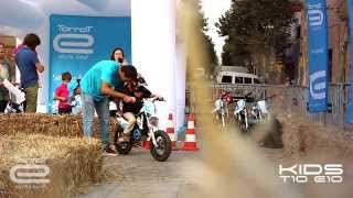 Electric motorcycles E10 for kids  (minischool intro)