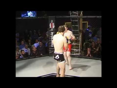 UXC: Fight Night - Gavin Kelly vs Luke O'Neill