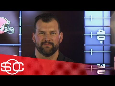 Joe Thomas: Browns 'have a legitimate opportunity to make the playoffs' | SportsCenter | ESPN