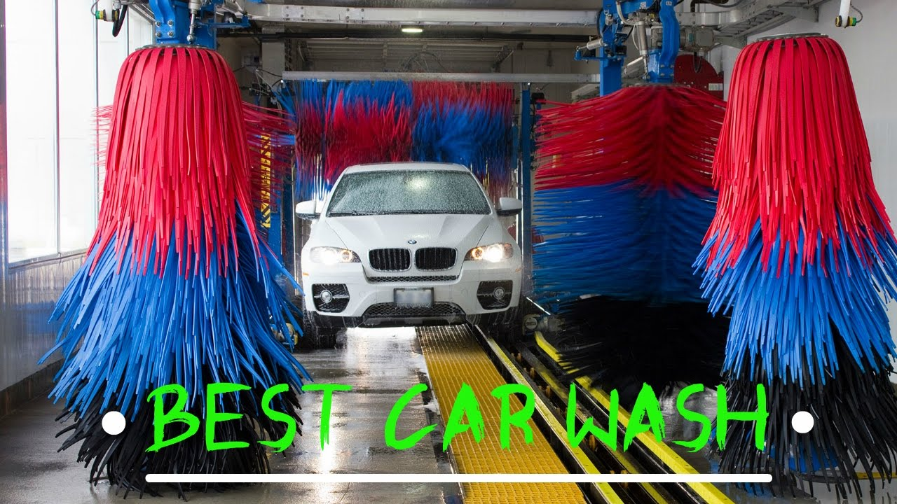 Best Type Of Car Wash To Use Automatic Touch Damaged My