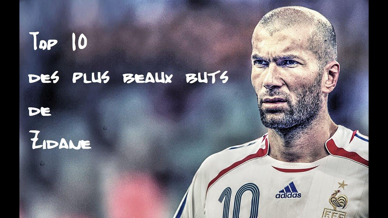 Top 10 des plus beaux buts de zidane youtube - Les plus beaux boutis ...