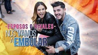 Esposos o rivales ¡Nos vamos a embolar! - Johanna Fadul & Juan Sebastian Quintero