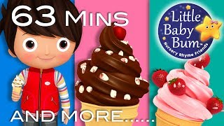 Ice Cream Song | Part 2 | Plus Lots More Nursery R