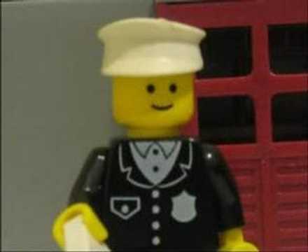 LEGO Resident Evil: City In Bricks PART 1