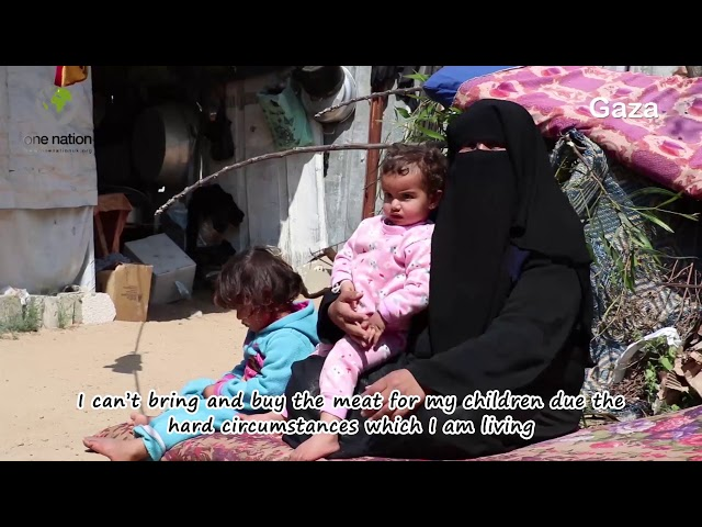 A Truly Heartbreaking Story of a mother in Gaza