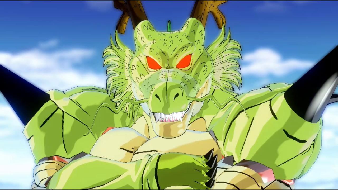 Shenron Warrior Z (x2m) Vs Goku SSGSS - YouTube