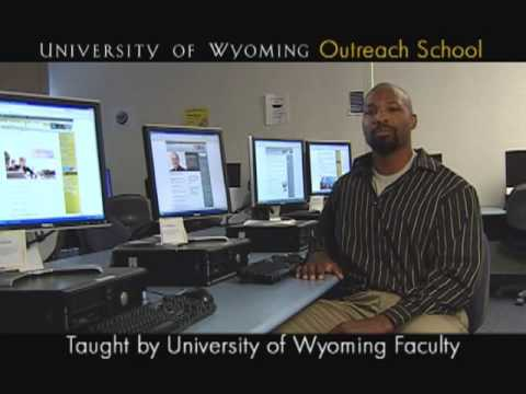 University of Wyoming Outreach School - Time Well Spent