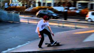 Skateboard Edit Bordeaux France , 33, 2013