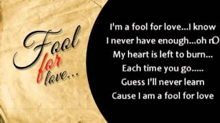 Joseph - Fool For Love (Summer Hit Song Contest 2014)