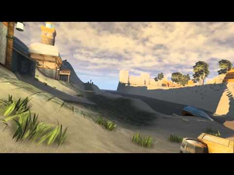 Student Game Environment UDK (Academy of Interactive Entertainment 2012)
