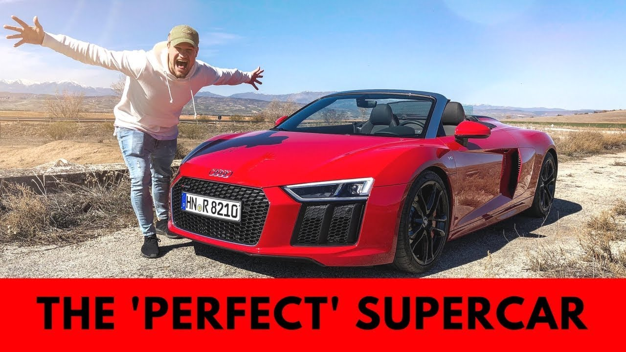 THE PERFECT SUPERCAR AUDI R RWS YouTube - Audi super car
