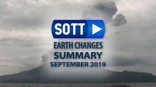 SOTT Earth Changes Summary - September 2019: Extreme Weather, Planetary Upheaval, Meteor Fireballs