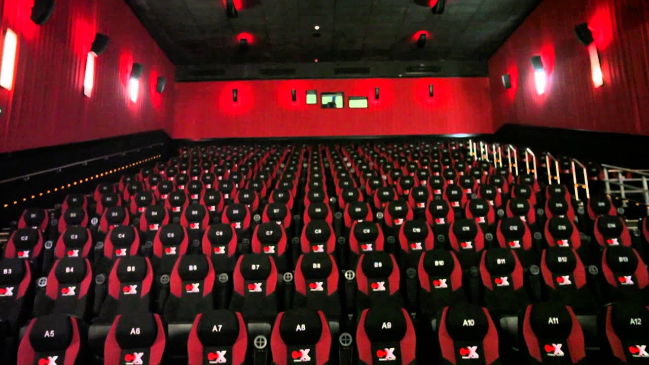 1 cinemex xtremo versio n ingles 3 youtube for Sala 4d cinepolis
