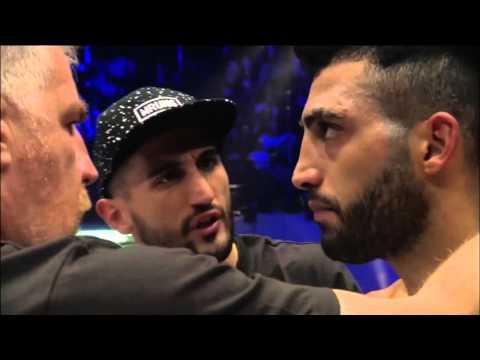 GLORY 25 Milan - Giorgio Petrosyan vs Josh Jauncey (Co-Headline Event)