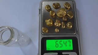 ШОК! 65 грамм золота!