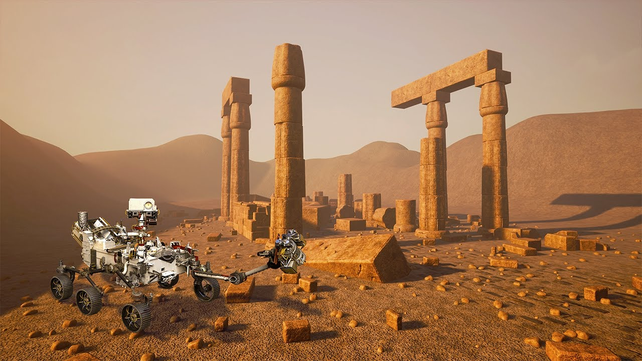 Download Everything NASA Has Found On Mars So Far