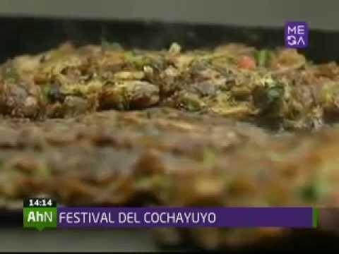 Hamburguesa de cochayuyo destaca en festival de Pichilemu - Mega