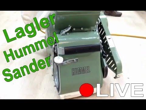 Lagler Hummel Uncrating, Leveling