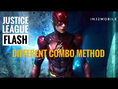 Injustice 2 Mobile - Justice League Flash vs Captain Cold - 4.4M DMG