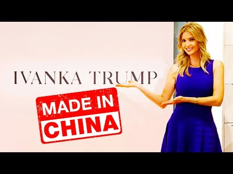 Thumbnail: Ivanka Brought To You By Sweatshop Labor