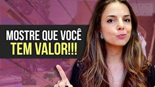 Assim Você Mostra Seu Valor Pra Ele   Coach de Relacionamentos   Luiza Vono