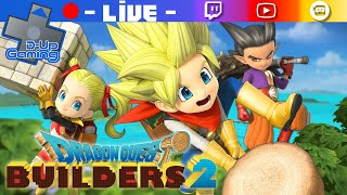 Apprentice Builder - Dragon Quest Builder 2 gameplay