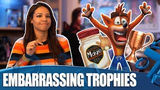 PlayStation Trophies We're Embarrassed To Have Earned