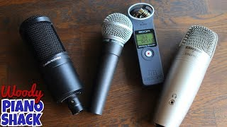 Best microphone for YouTube, podcasting and home studio