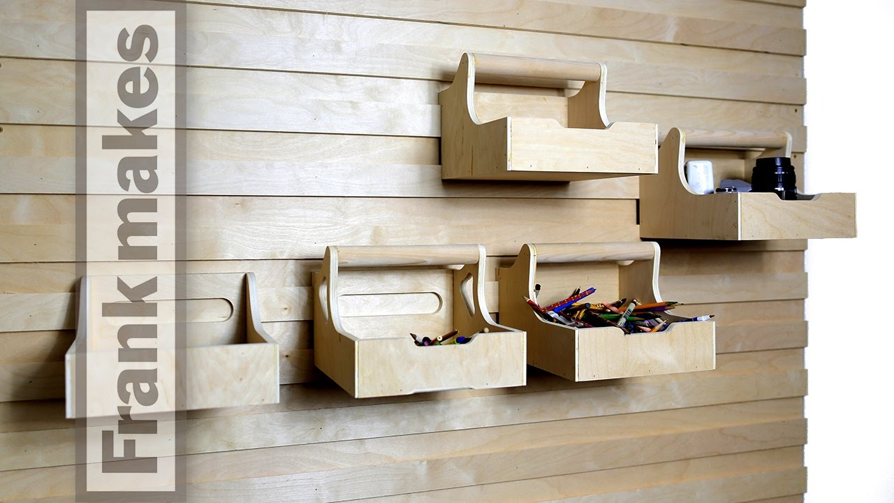 French Cleat Wall Panels