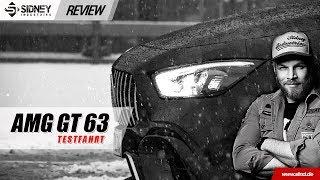 Mercedes - AMG GT63 | Testfahrt! | Sidney Industries