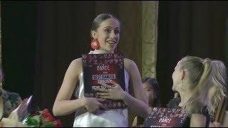 The Dance Awards Las Vegas 2018 - Teen Female Best Dancer Winner Announcement