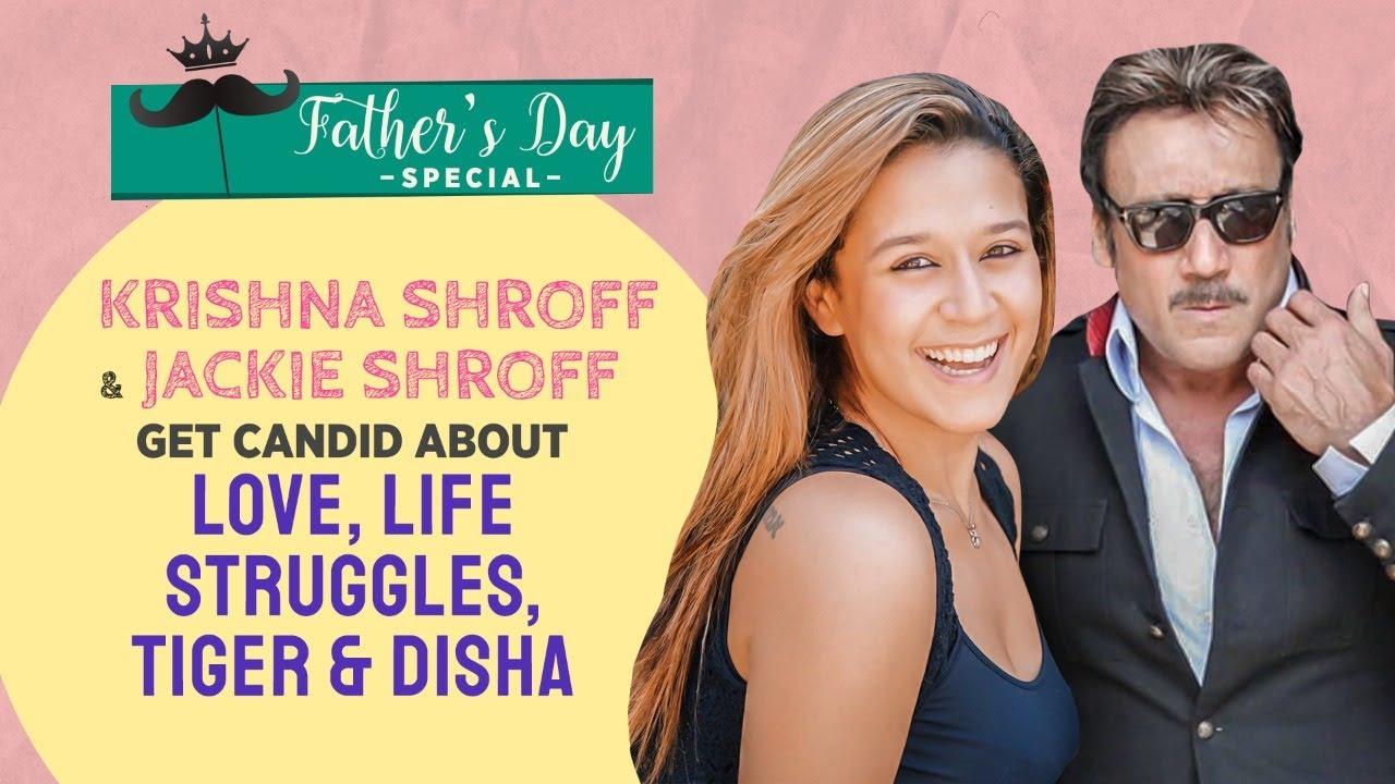Jackie Shroff & Krishna Shroff on their bond, losing their home, Tiger Shroff, Disha Patani & trolls