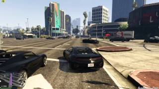 Grand Theft Auto V Ultra Settings Bench