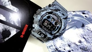 Casio G Shock GDX-6900MH-1ER Maharishi Limited Edition Lunar Bonsai Unboxing by TheDoktor210884