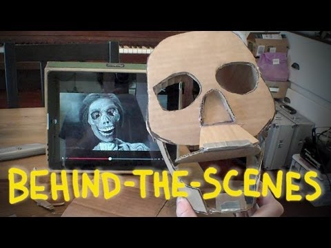 """Psycho - """"The Truth About Mother"""" - Homemade (Behind The Scenes)"""