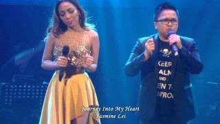 Jonalyn Viray and Aiza Seguerra - Journey Into My Heart (Nov. 27, 2015)