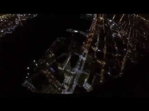 "FULL VIDEO: NYC World Trade Center Base Jump ""Post 9/11 SECURITY"""