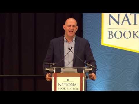 Harlan Coben: 2016 National Book Festival