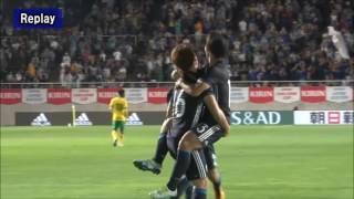 (U-23) Japan 4 South Africa 1 Kirin Cup 2016