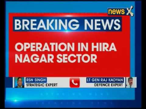 Jammu and Kashmir: Seven Pakistan rangers shot dead by BSF in Hira Nagar Sector