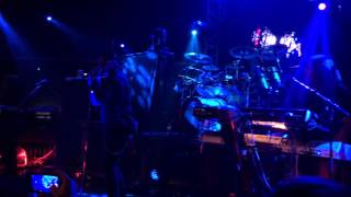 Symphony X - Without You - Union Hall, Edmonton, AB - September 30, 2015