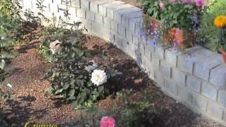 видео Подпорные стенки