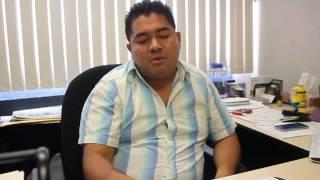 Ulises Cano Aparicio-Jefe de Recursos Materiales del Congreso del Estado de Guerrero