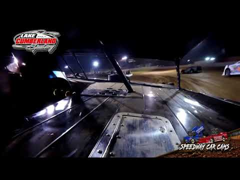 #11 Daniel Dial - Super Late Model - 825-18 Lake Cumberland Speedway - In Car Camera