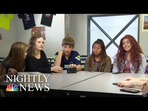 Is All This Time On Smartphones Bad For Our Kids? | NBC Nightly News