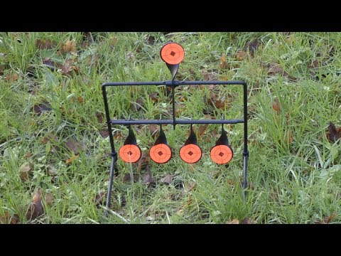 TARGET - Airgun Shooting Reset Target - Air Rifle Fun - Solware Christmas Special Day 6