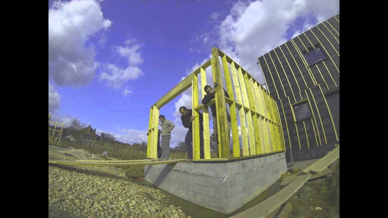 Combien de temps pour construire une maison best for Combien pour construire une maison de 100m2