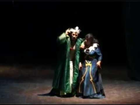 مسرحية رومولوس / تاليف : دورينمات / اخراج : حاتم عودة