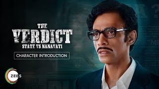 Makarand Deshpande As Chandu Trivedi The Verdict – State VS Nanavati Promo A ZEE5 Original